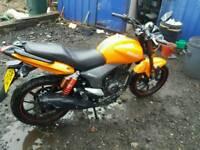 125cc keyway