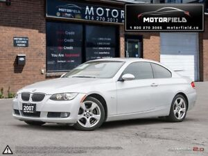 2007 BMW 328xi Coupe AWD Sport Pkg *Navigation | Accident Free*