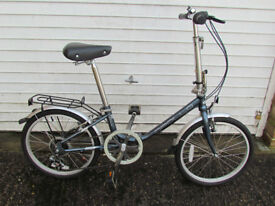 Apollo Folding Cycles.