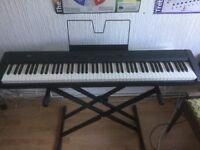 Korg Sp 200 keyboard