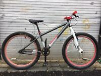 X-Rated Mesh jump style mountain bike