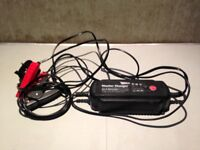 Streetwize Car & Motorcycle Battery Charger