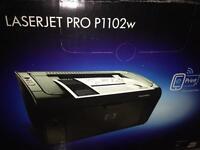 Printer HP Laserjet P1102w