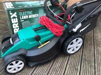 ROTARY LAWNMOWER FOR SALE. 1800w AS NEW!! £60
