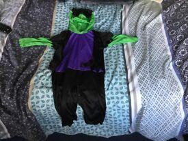 Frankenstein Outfit -1-2yrs
