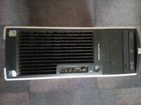 HP XW 6600 Workstation PC 500GB , 4 GB Ram , Win 7 Ultimate