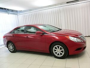 2011 Hyundai Sonata GL SEDAN w/ BLUETOOTH, A/C, HEATED SEATS & A