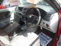 Skoda FABIA 1.6 S TDI CR 90,5 door hatchback,1 previous owner,2 keys,£20 tax, full MOT