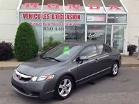 2009 Honda Civic Sport * Mags * Toit-ouvrant * A/C * Cruise