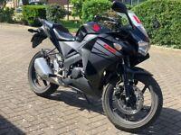 Honda, CBR, 2017, 125 (cc)