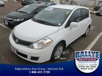 2010 Nissan Versa 1.8S! ONLY 59 KM! Trade-In! $ave!