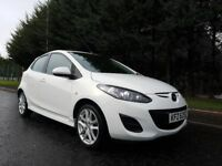 JUNE 2012 MAZDA 2 TAMURA EDITION 5DOOR 1.3 PETROL LOVELY LOW MILEAGE EXAMPLE FACTORY BODY STYLING !