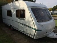ABBEY 416 VOGUE , IMMACULATE 2006/7 very low use and cheap as had slight damage,now repaired