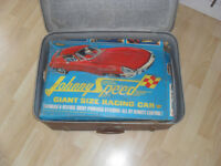 Collectable 1960's Toy Sports Car