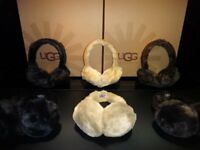 UGG EARMUFFS WHOLESALE IN CHOCOLATE,CHESTNUT,BLACK