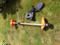 Echo SRM335ES Brush Cutter straight shaft 30.5cc