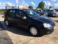 Late 2008 Volkswagen Golf 1.4 s 5 Door **Full Service History** *Warranty* (leon,focus,astra,megane)