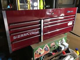 Snap On tool box krl 702 top box