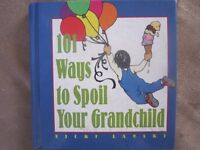 BOOKS FOR MOTHERS DAY(?) - CORONATION ST, HOW TO SPOIL GRANDCHILD