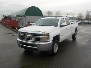 2015 Chevrolet Silverado 2500 HD LT Crew Cab Long Box 4WD