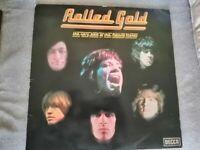 Vinyl record for sale.