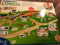 Train Set Universe of Imagination Express