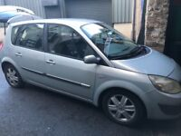 Renault scenic dynamique 1.4 petrol 5 seater mpv! 53 plate! Mot july 2018! Good runner!! £400!!