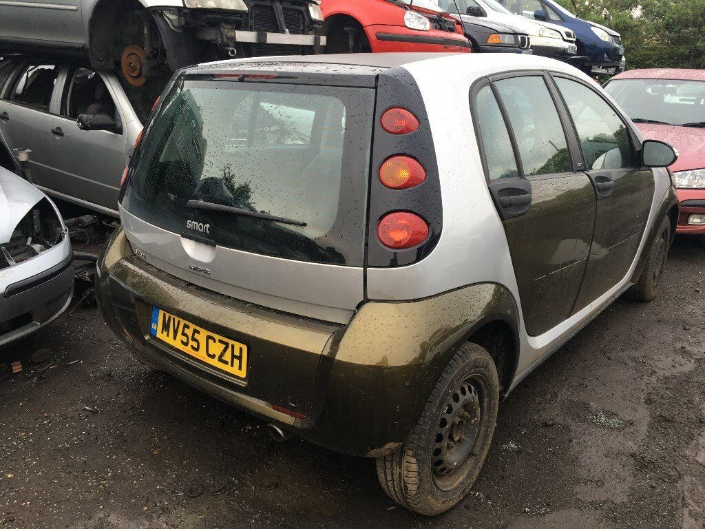 2005 SMART FORFOUR PULSE RHD (MANUAL PETROL)- FOR PARTS ONLY