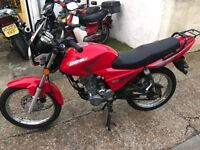 CCM 125CC ex display model mint condition