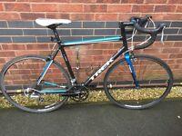 Trek 1.1 road bike size large 56cm frame £100