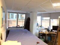 Office/Artist Studio- Fantastic Location- Bright and Airy - 24/7 access- Fibre Optic Net