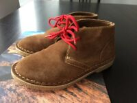 M&S suede boots Size 12 UK