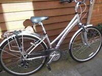 CLAUD BUTLER ODYSSEY LADIES TOWN BIKE. V.G.C.