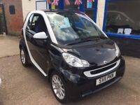 2011/11 SMART ForTwo Passion CDI Automatic Diesel