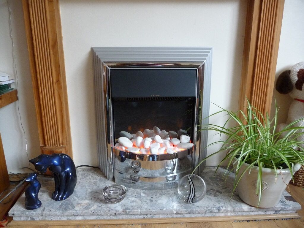 dimplex castillo free standing electric fire with optiflame effect