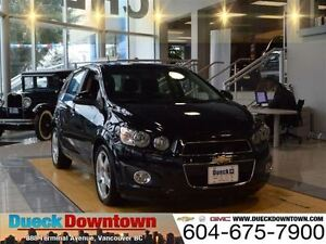 2016 Chevrolet Sonic LT - Original MSRP $ 24,560