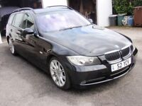 2007 BMW 325d 3ltr touring. 6 speed manual.