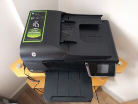 HP Officejet 6600 e-All-in-one Print, Fax, Scan, Copy, Web