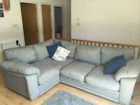 Almost new corner sofa