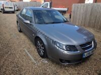 Remapped 2006 Saab 9-5 2.3T Vector Sport