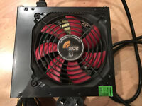 ACE 2.3 A-700BR Red Fan Switching Power Supply for Desktop ATX 12V P4