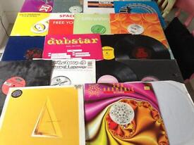 "12"" vinyl dance records"