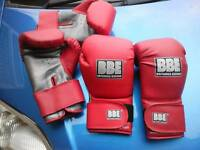 2 pairs adult boxing gloves