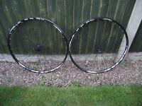 29er wtb i23 mountain bike wheels