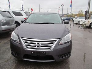2015 Nissan Sentra 1.8 S | BLUETOOTH | ONE OWNER London Ontario image 2