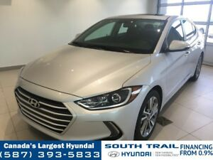 2017 Hyundai Elantra GLS - HEATED SEATS, HEATED WHEEL, ALLOYS