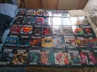 DC COMICS Graphic Novel Collection. x32 Editions and 6 specials All New/UnOpened
