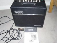 VOX VALVETRONIX VT20+ GUITAR AMPLIFIER