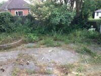 Garden help needed