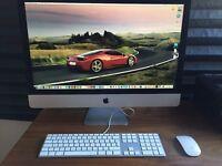 "27"" Apple iMac, 3.2 GHz Intel Core i5, 16GB - High Spec - In original Box"